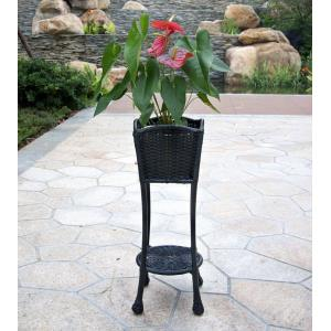 "27.50"" Patio Furniture Planter Stand"