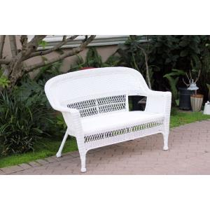 51 Inch Patio Love Seat