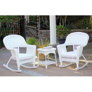"36"" 3 Piece Rocker Chair Set"