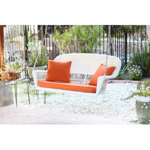 """51.5"""" Porch Swing with Cusion"""