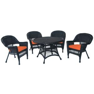 "44.5"" 5 Piece Dining Set with Cusion"