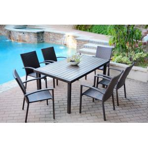 "65.94"" 7 Piece Dining Set"