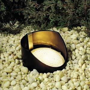 Low Voltage One Light In Ground Lamp