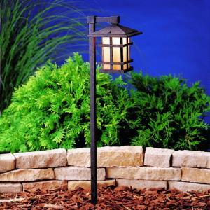 Cross Creek - Low Voltage One Light Path Lamp