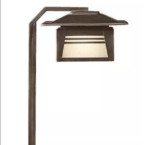 Zen Garden - Low Voltage One Light Path and Spread Light