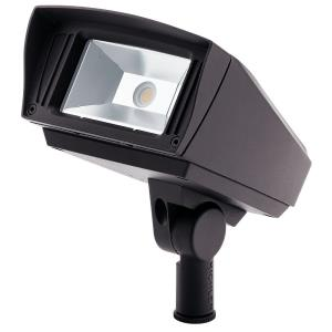 7 Inch 12W 3000K 1 LED Adjustable Lumen Wall Wash