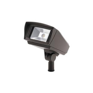 C-Series - 7 Inch 12W 4000K 1 LED Knuckle-Mount Outdoor Small Flood Light