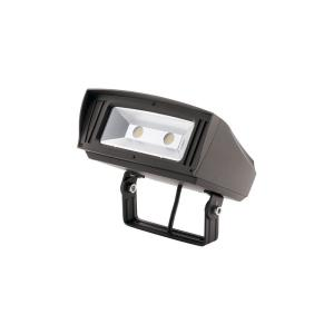 C-Series - 7 Inch 85W 3000K 1 LED Trunnion-Mount Outdoor Large Flood Light