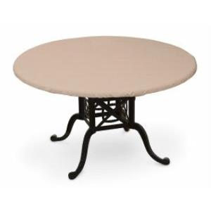 60 Inch x 40 Inch Oval Table Top Cover