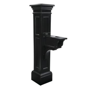 Liberty - 63 Inch Mail Post