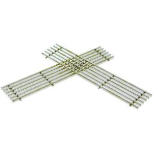Small Grate Kit for Pro Cart, Pro Built-In, Advantage, Beale St (2 Grates)