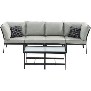 "Brooklyn - 29.5"" 6-piece Modular Sectional Set"