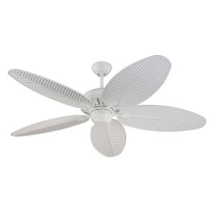 Cruise 5 Blade 52 Inch Outdoor Ceiling Fan with Pull Chain Control