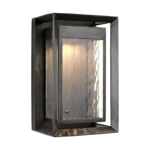 Urbandale - 16.25 Inch 26W 1 LED Outdoor Wall Lantern