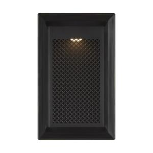 Milton - 16.25 Inch 14W 1 LED Outdoor Wall Lantern