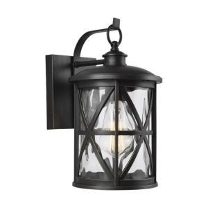 Millbrooke - 12 Inch 1 Light Outdoor Wall Lantern
