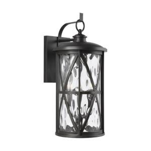 Millbrooke - 3 Light Outdoor Wall Lantern