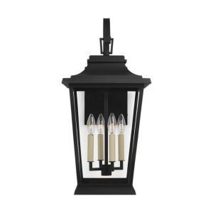 Warren - 12 Inch 4 Light Outdoor Wall Lantern