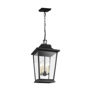 Warren - 4 Light Outdoor Pendant