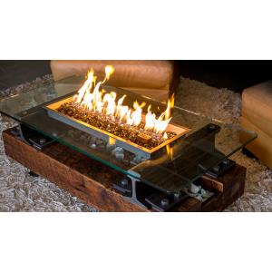Trackside Music Responsive Fire Pit Table