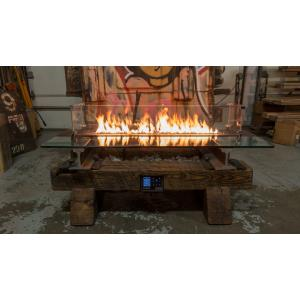 Sleeper Music Responsive Fire Pit Table