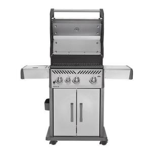 Rogue 425 Gas Grill with Infrared Side Burner