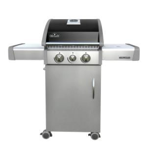 Triumph 325 Gas Grill with Side Burner