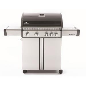Triumph 495 Gas Grill with Side Burner