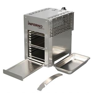 Inferno - Propane Infrared Grill - Single