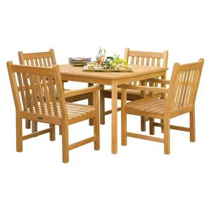 Classic - 42 Inch 5-Piece Dining Set