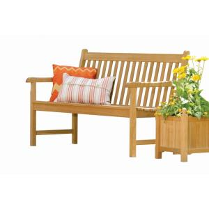 Classic - 60.5 Inch 3-Piece Bench and Planter Set