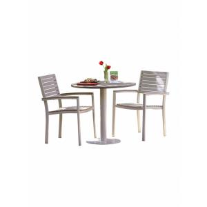 Travira - 34 Inch 3-Piece Bistro Set