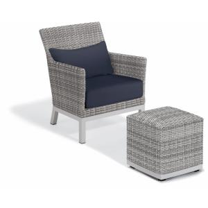 Argento - Club Chair with Set Options