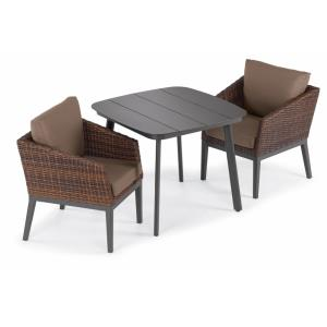 Salino - Dining Table Set with Eiland Table