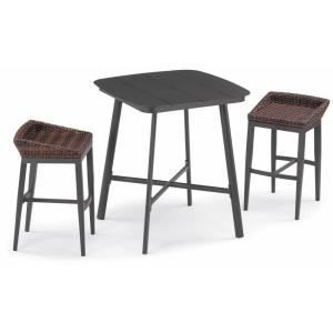 Salino - Bar Dining Set with Eiland Table