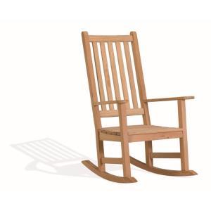 Classic - Teak Rocking Chair