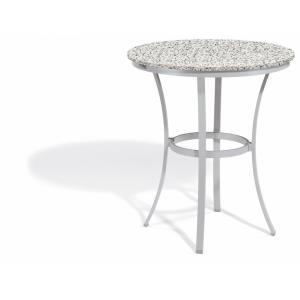 Travira - 36 Inch Round Caf+ Bar Table