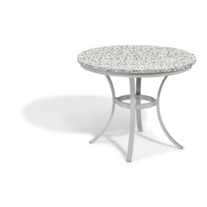 Travira - 36 Inch Round Caf+ Bistro Table