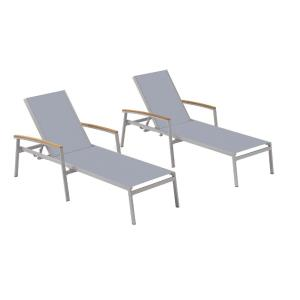 Travira - Chaise Lounge with Sling