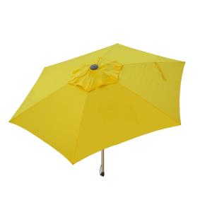 8.5' Push-Up Market Umbrella