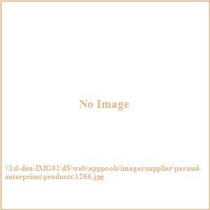 Palapa Tiki - 6' Umbrella with Patio Pole