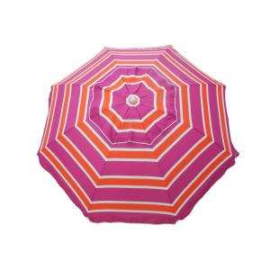 "84"" Octagon Beach Umbrella"