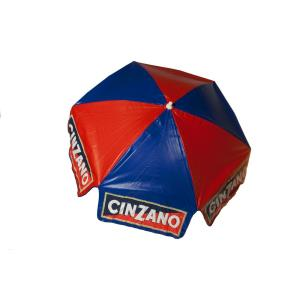Cinzano - 6' Umbrella with Beach Pole