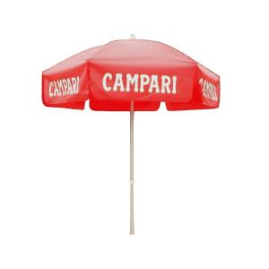 Campari 6 39 Umbrella With Bar Height Pole