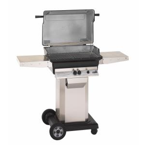"A Series - 26"" Black Gas Grill"