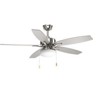 Billows - 52 Inch Ceiling Fan with Light Kit