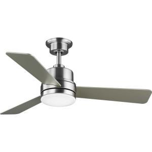 Trevina II - 44 Inch Wide - Ceiling Fan - 1 Light - Wall Control