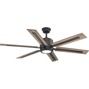 "Glandon - 60"" Ceiling Fan with Light Kit"