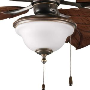 Ashmore - 2 Light Ceiling Fan Light Kit