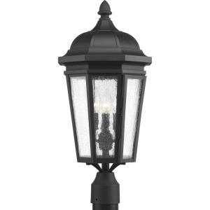 Verdae - Three Light Outdoor Post Lantern